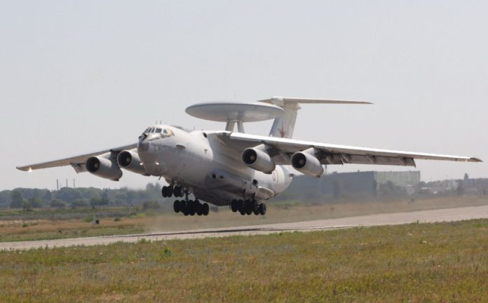 A50 aircraft