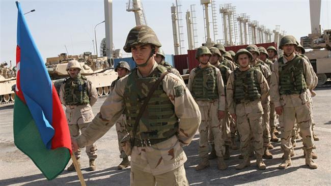 Ադրբեջանցի զինվորներ