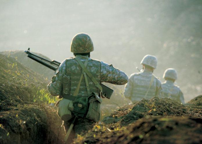 զինվոր