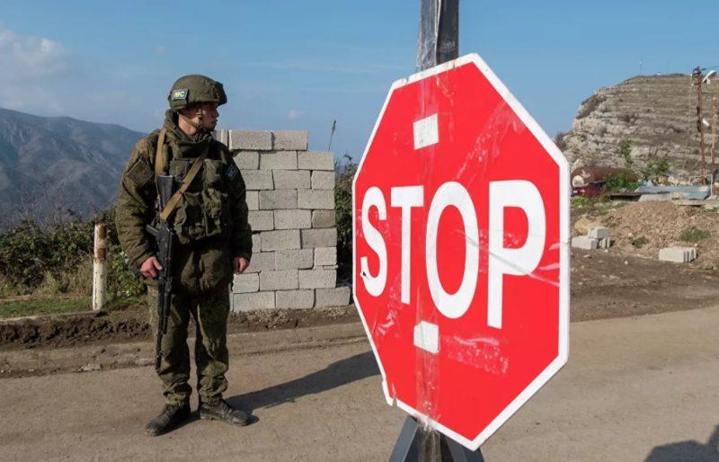 Տեսանյութ.Ռուս խաղաղապահները սկսել են երթով շարժվել դեպի ԼՂ-ի Քիյամադդինլի շրջան, որտեղ կտեղակայվի ռուս-թուրքական համատեղ դիտորդական կենտրոնը