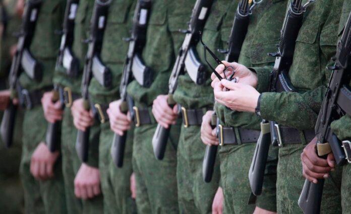Ռուս զինվոր
